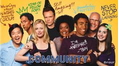 """The Protagonist Podcast #074: """"I feel like someone is trying to teach me something."""" Jeff Winger in Community (TV 2010-11) Join us this week when we talk about Jeff Winger from the TV comedy Community. Listen as we discuss absurdity, how far is too far for running gags, and postmodern comedy."""