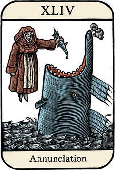Cards of U'ut by Ellis Nadler