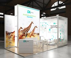 prodcut-image Exhibition Stall, Exhibition Stand Design, Web Banner Design, Trade Show Booth Design, Display Design, News Design, Design Inspiration, Creative, Lightbox