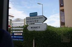 Travelling to Monaco
