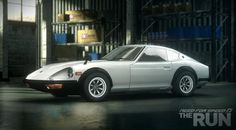 Nissan Fairlady 240ZG, Need for Speed The Run
