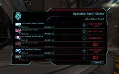 Good Sci-Fi feel with this UI menu
