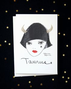 Hey, I found this really awesome Etsy listing at https://www.etsy.com/ie/listing/213440157/zodiac-girl-taurus-blank-greeting-card
