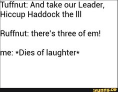 rtte, ruffnut, tuffnut, hiccup, httyd