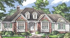 The Questling House Plans First Floor Plan - House Plans by Designs Direct. LOVE the windows