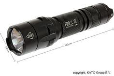 NiteCore P20 LED-zaklamp