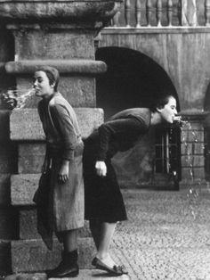 Jeanne Moreau & Silvana Mangano