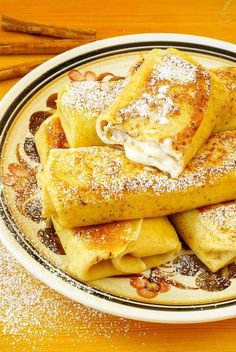Jewish Crêpe Recipe: Classic Cheese Blintzes Putting these with the desserts, but just as good for breakfast. The kind of thing I used to get at a really good diner or deli.