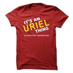 nice It's Uriel t shirt hodie Check more at http://onehotshirt.com/its-uriel-t-shirt-hodie.html