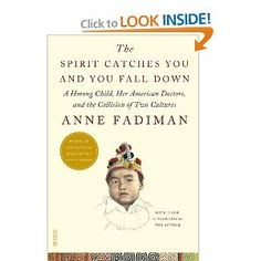 I just picked this up.  Excited!    The Spirit Catches You and You Fall Down: A Hmong Child, Her American Doctors, and the Collision of Two Cultures