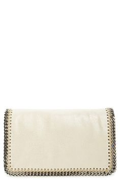 Stella McCartney 'Falabella' Shaggy Deer Crossbody Bag available at #Nordstrom