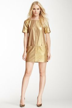 Rebecca Minkoff Rick Leather Dress by Non Specific on @HauteLook