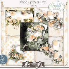 Once upon a time - album  5 QP  http://digital-crea.fr/shop/index.php?main_page=product_info&cPath=155_333&products_id=19819#.VRLDVfmG-So