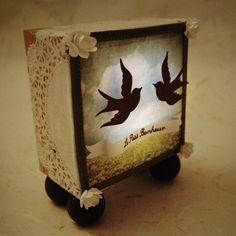 Caixas de Sombras - Shadow Boxes