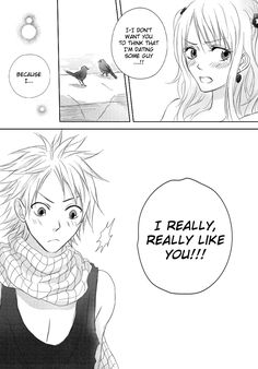Fairy Tail - Love & Lucky (Doujinshi) Vol.1 Ch.0 Page 33 - Mangago