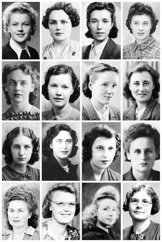 WWII Hairstyles