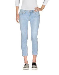 DONDUP Women's Denim capris Blue 26 jeans
