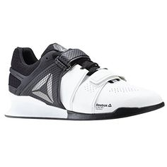 Special Offers - Reebok Mens Legacy Lifter Cross-Trainer Shoe  White Black Pewter 3017e8747