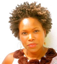The Incredible  Natural Curly African American Hairstyles for your Reference