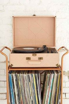 Crosley portable record player