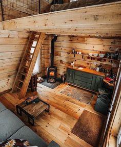reklam 1 reklam 2 How awesome is this off grid cabin? Located in Quebec, Canada, makes for a cozy … How awesome is this off grid cabin? Located in Quebec, Canada, makes for a cozy stay during winter season ❄️ (📸: Tiny Cabins, Tiny House Cabin, Log Cabin Homes, Cabins And Cottages, Tiny House Living, Tiny House Design, Small Cabin Designs, Small Log Cabin Plans, One Room Cabins