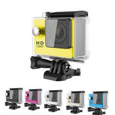 "2017 New Arrival Mini Sports DV A8 2.0"" 1080P HD Action Sport Camera 120degree FOV Digital Video Recorder DVR Car Camera Digital #Affiliate"