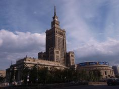 "The Palace of Culture was a building ""donated"" by the Russians to Poland and is still one of the most iconic buildings in Warsaw.  Kindly shared under a creative commons licence by Tomislav Medak"
