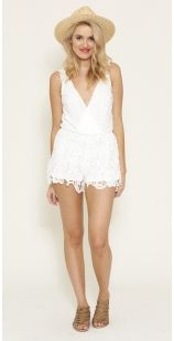 Hermosa Romper - Shop it now at www.livingdoll.com.au