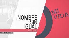 JULISSA | Nombre Sin Igual (Video Letra)