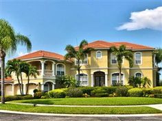 1414 ALHAMBRA DR      T2616087, 5 beds, 4.1 baths This stunning home comes with a deep-water boat slip and 10,000 lb. lift with direct access to Tampa Bay and the Gulf of Mexico. Waterfront lifestyle and best location The gourmet kitchen has high end stainless steel gas appliances, custom 42 inch wood cabinets, granite counters and center island. This home features a spacious guest suite with sitting room, balcony, and en suite bath.