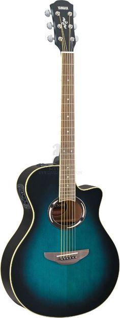 Mónica-Cual es el precio de esa guitarra?-pregunte señalándola,era hermosa de mis dos colores favoritos