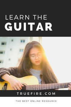Want to learn guitar on your own? Well in this this article I go over a few of your options, and clearly list the pros and cons of Truefire.com. Check it out! Learning Guitar, Playing Guitar, Music Lessons, Guitar Lessons, Guitar Songs, Guitar Chords, Real Teacher, Fingerstyle Guitar, Drama Games