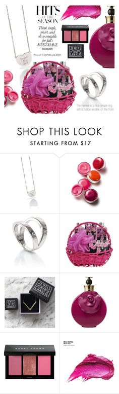 """""""Jewels and Charlie"""" by selmir ❤ liked on Polyvore featuring Clinique, Valentino, Bobbi Brown Cosmetics, Urban Decay and jewelsandcharlie"""