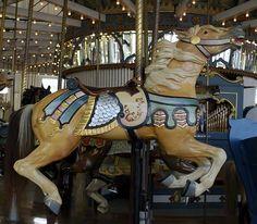 Image detail for -carousel horses