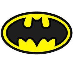 Super Hero Bat Man Embroidery Applique Design 4x4 5x7 6x10 Batman INSTANT DOWNLOAD