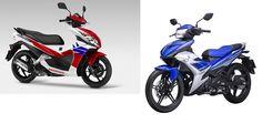 Motor Baru Indonesia Tahun 2015 Sudah Terdaftar
