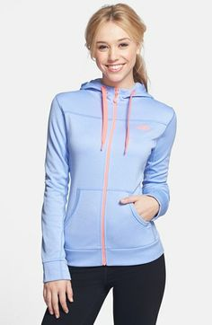 The North Face 'Fave-Our-Ite' Full Zip Hoodie | Nordstrom