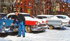 Four Fun Friday Fifties Kodachrome Car Images | The Old Motor