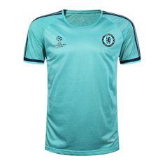 Camiseta de Entrenamiento UCL Chelsea FC 2016/2017 Verde