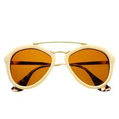 #aviator #celebrity #designer #style #mens #womens #fashion #inspired #sunglasses #shades #gold #tan