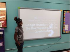 'Google Thursdays' and the Power of Self-Directed Learning: would love to try this, though I'm afraid of giving up that much time. Seems like students learn so much on their own though!