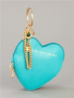 Marc by Marc Jacobs Heart Coin Purse