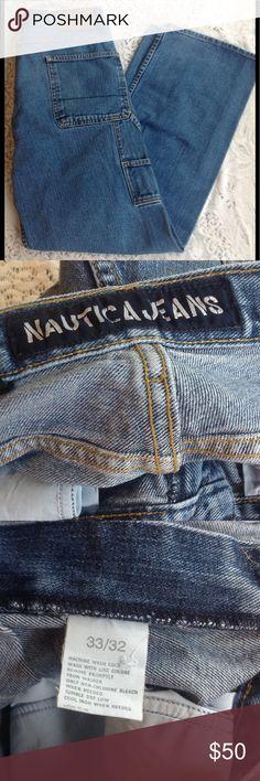 ⏳LABOR DAY JEANS SALE  LIKE NEW Men's Nautica Like new. Nautica Jeans