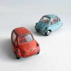 Corgi bubble cars