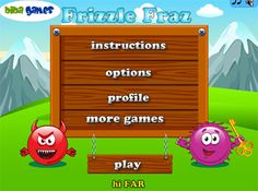 Get your Fraz with every level protecting more modest Frizzles, gathering keys and hearts while keeping away from obstacles.Collect every one of the keys to open the entryway at the closure of every level. Salvage small Frizzles to get more focuses.
