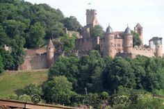 Old Wertheim Castle we