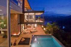 Mansions homes Dream house mansions Rich people lifestyle Mansions luxury Modern mansions House goals 5 beds 8 baths 9385 sq ft acres lot Future House, My House, Belle Villa, Celebrity Houses, Celebrity Mansions, House Goals, My Dream Home, Exterior Design, Outdoor Spaces