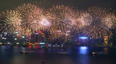 Celebrating the Year of the Ram at The Peninsula Beijing includes a tremendous fireworks display.