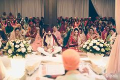 Rituals - The Grand Wedding! Photos, Sikh Culture, Beige Color, Phere pictures, images, vendor credits - Dipak Colour Lab Pvt Ltd, Sabyasachi Couture Pvt Ltd, WeddingPlz
