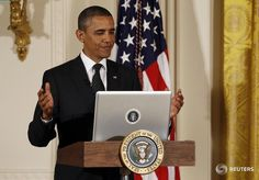 Exclusive: U.S. tech industry appeals to Obama to keep hands off encryption: http://reut.rs/1JFNDjD
